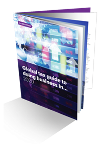 Global tax guide to doing business in